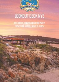 Lookout Deck NYE