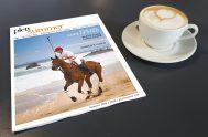 Plett Summer magazine 2019 on coffee table