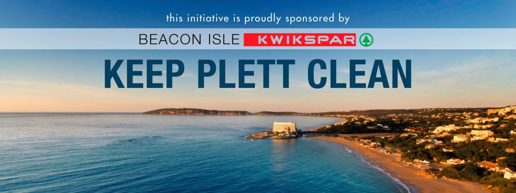 keep plett clean