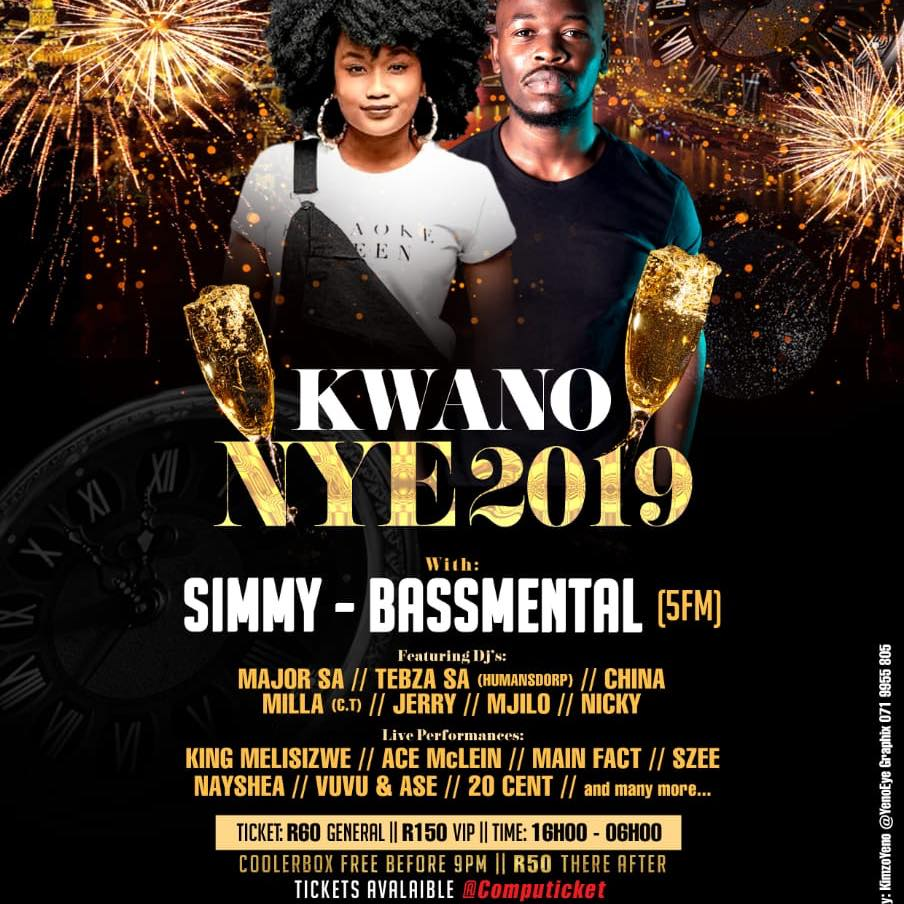 Kwano New Year's Eve 2019