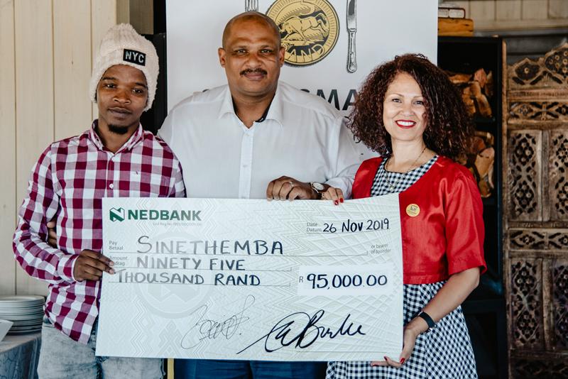 StreetSmart hands over R60,000 in aid of vulnerable children in Plettenberg Bay
