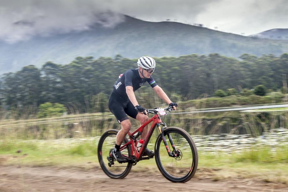 MTB Race - pic by Glenn Murray