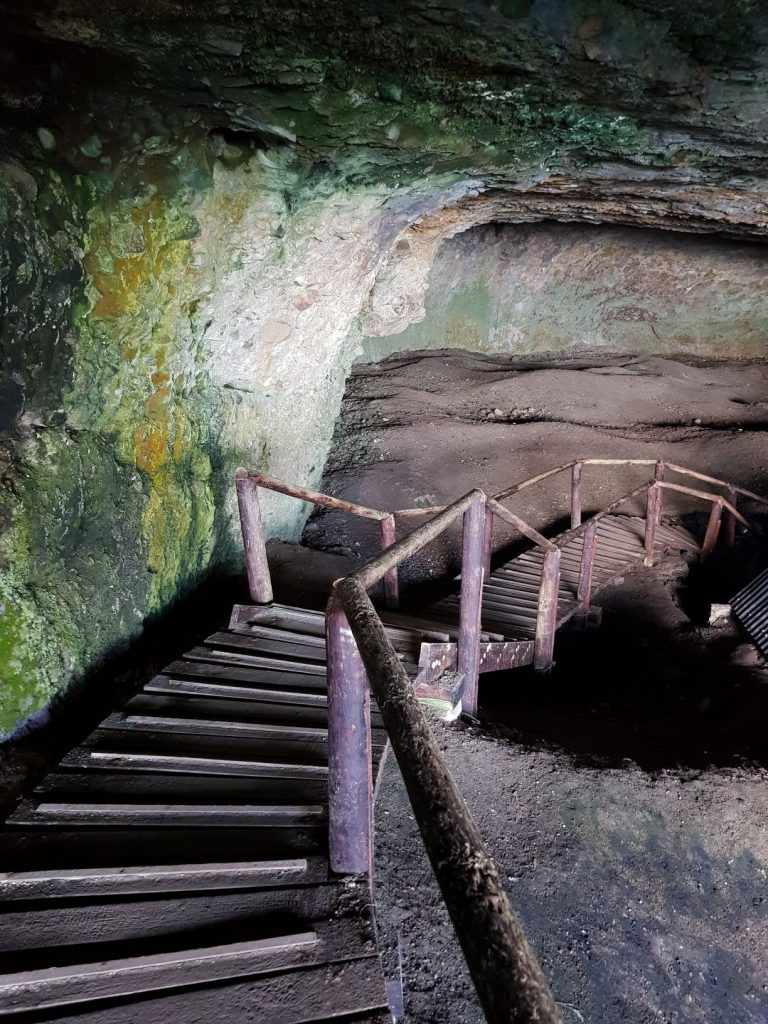 Nelson Bay Cave on Robberg in Plettenberg Bay