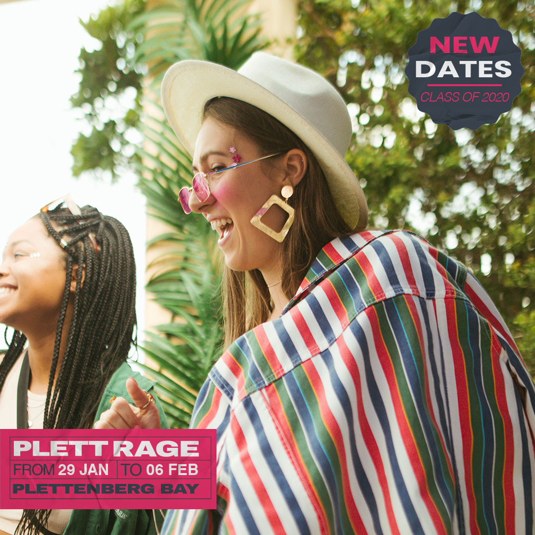 Plett Rage 2020 New Dates