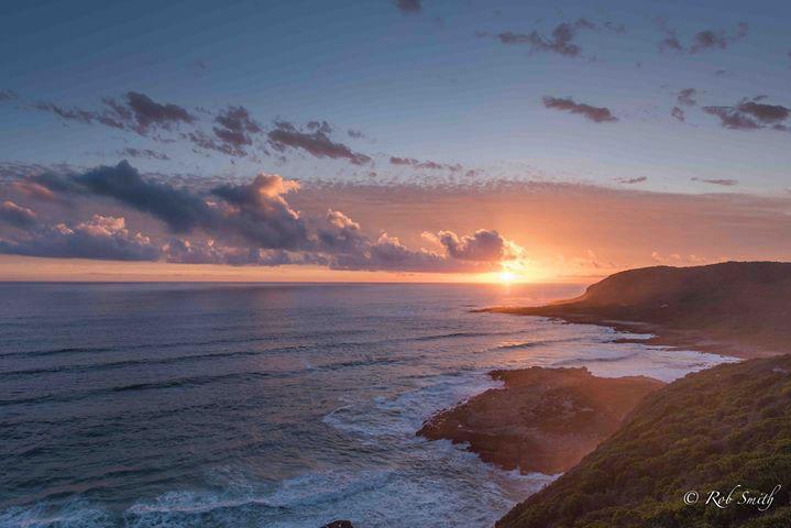 Robberg sunset (Photo: Rob Smith)