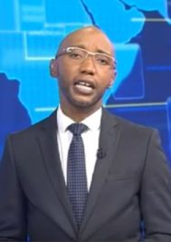 eNCA discusses laser show with Bitou spokesperson Andile Namtu