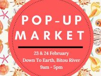 Popup Market at Down to Earth