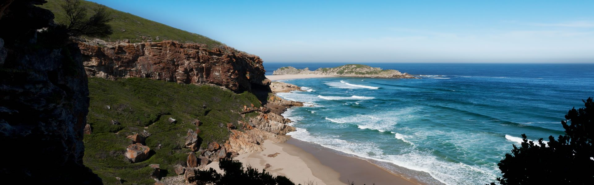 Robberg caves and archaeological sites, places of interest