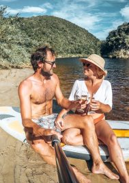 What to do in Plett: the Married Wanderers