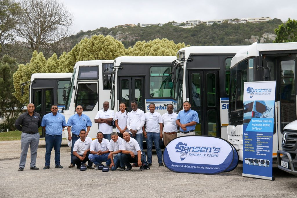 Jansen's Travel and Tours in Plettenberg Bay