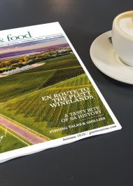 Plett Wine & Food magazine out now