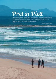 Plett featured in Vrouekeur magazine