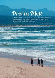 Plett featured in Vrouekeur magazine