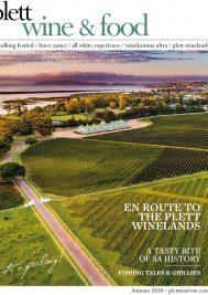 Plett's new Wine & Food magazine