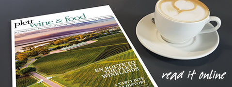 Read the Plett Wine & Food magazine online
