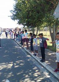 Emergency school feeding off to great start in Western Cape
