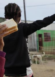 Watch: How a town came together to help feed their people