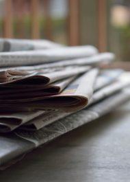 COVID-19 finally pushed print media into the periphery