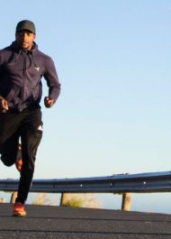 Social distancing a major concern in Kwano and joggers need safer spaces to exercise