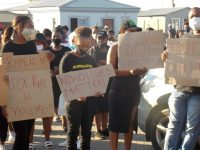 Plett communities march against gender based violence
