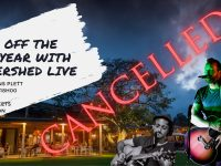 Watershed Live at Barrington's (cancelled)