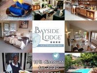 Bayside Lodge 10% discount