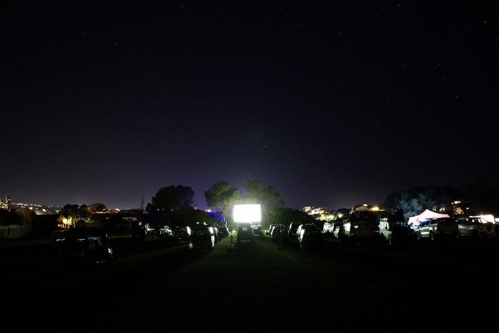 Drive In Cinema in Plett