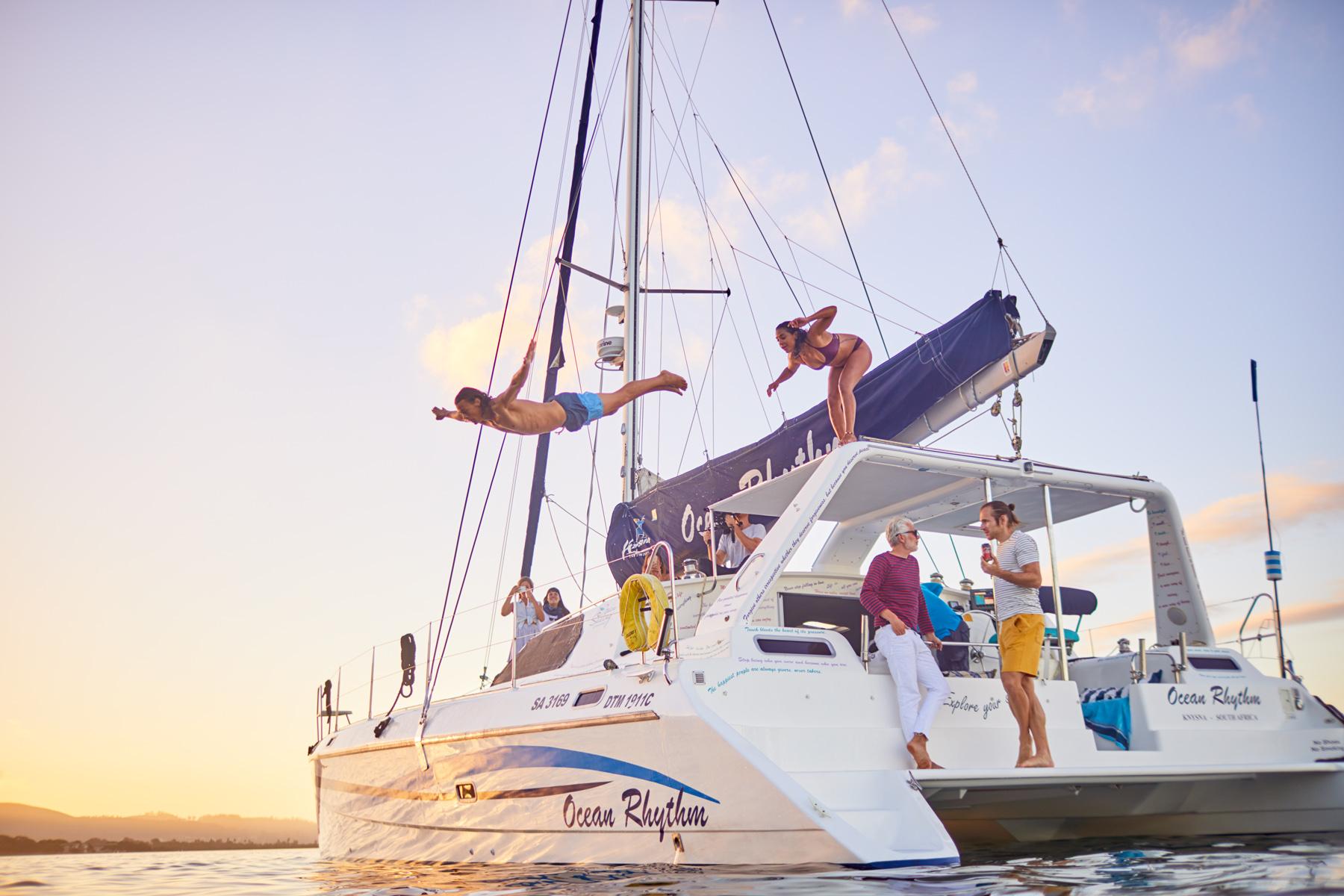 Ocean Sailing in Plett - Spring special offer