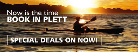 Book in Plett - Special deals now on!