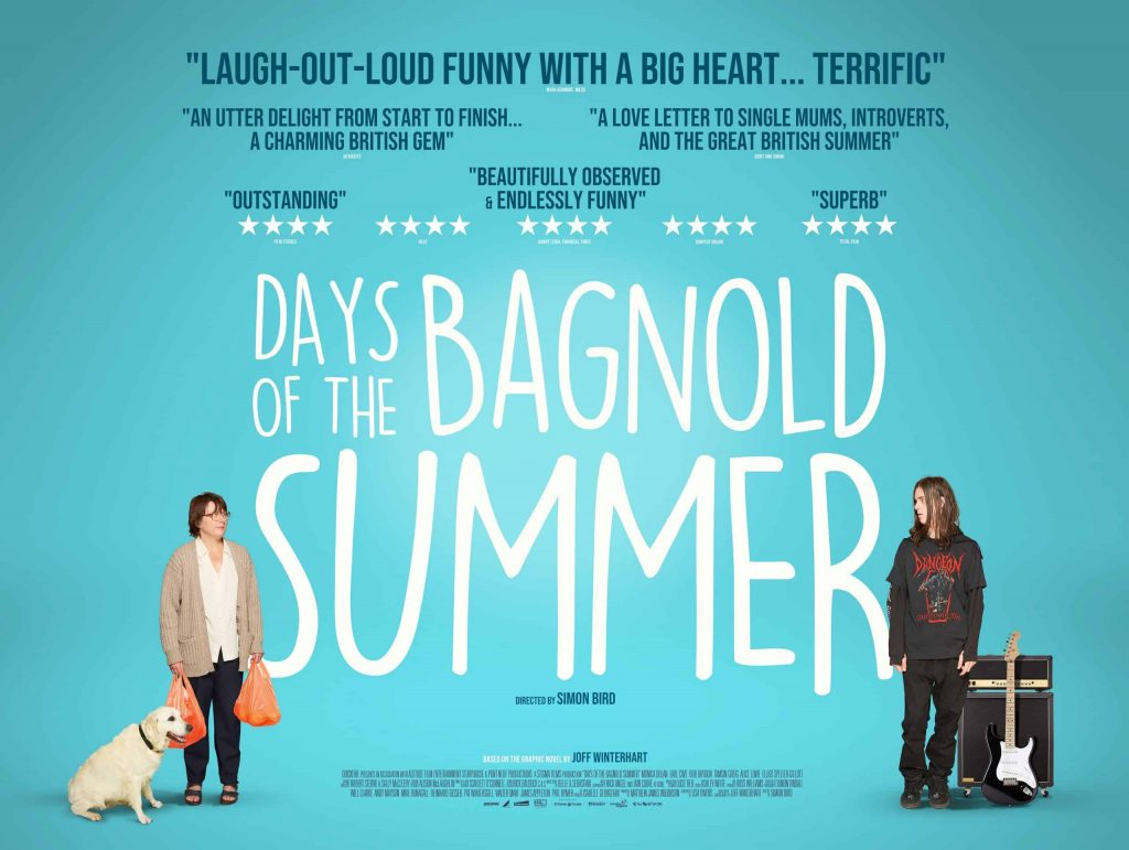 Days of the Bagnold Summer GRIFF