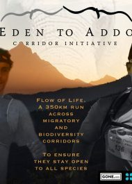SA celebs to run from Eden to Addo for biodiversity