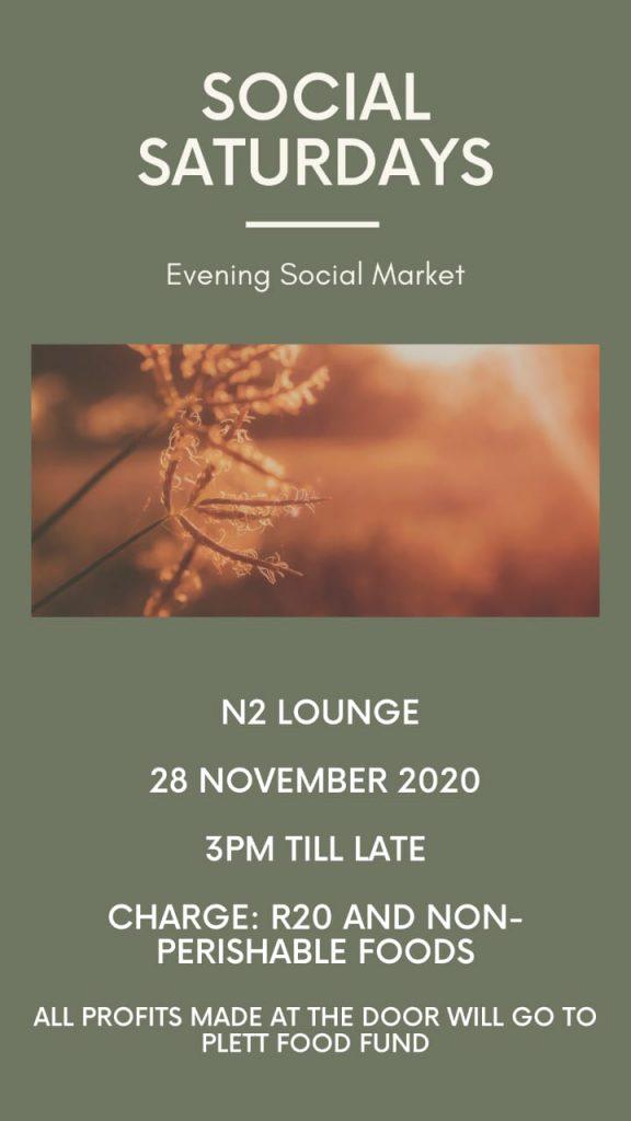 Social Saturdays at N2 Lounge