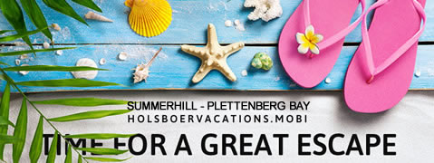 Holsboer Vacations - Great Escapes