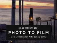 Photo to Film workshop hosted by Daron Chatz