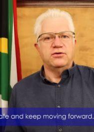 Urgent hotspot alert from Alan Winde, Western Cape Govt.