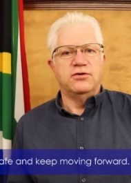 Urgent hotspot alert from Alan Winde, Western Cape Govt.