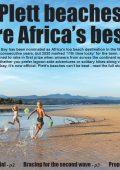 Plett beaches are Africa's best!