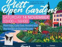 Plett Open Garden Day for PAWS