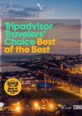 Sky Villa wins TripAdvisor Best of the Best award