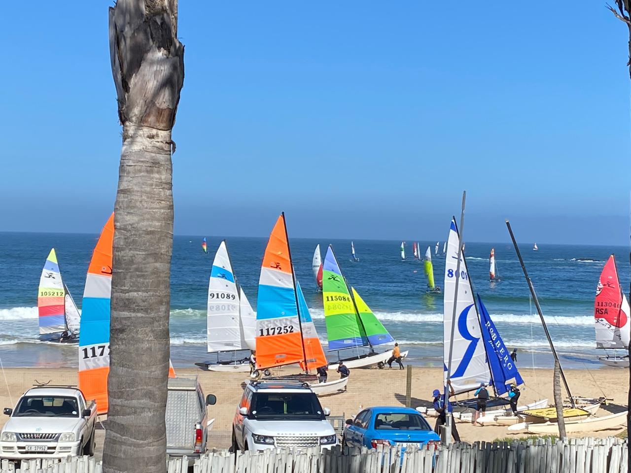SA Hobie 16 Nationals in Plett 2020