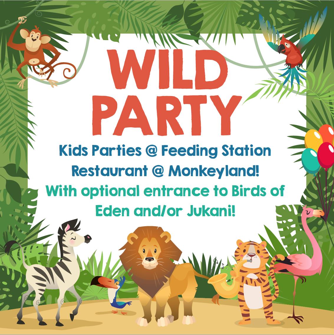 Monkeyland-Feeding-Station-Kiddies-Parties