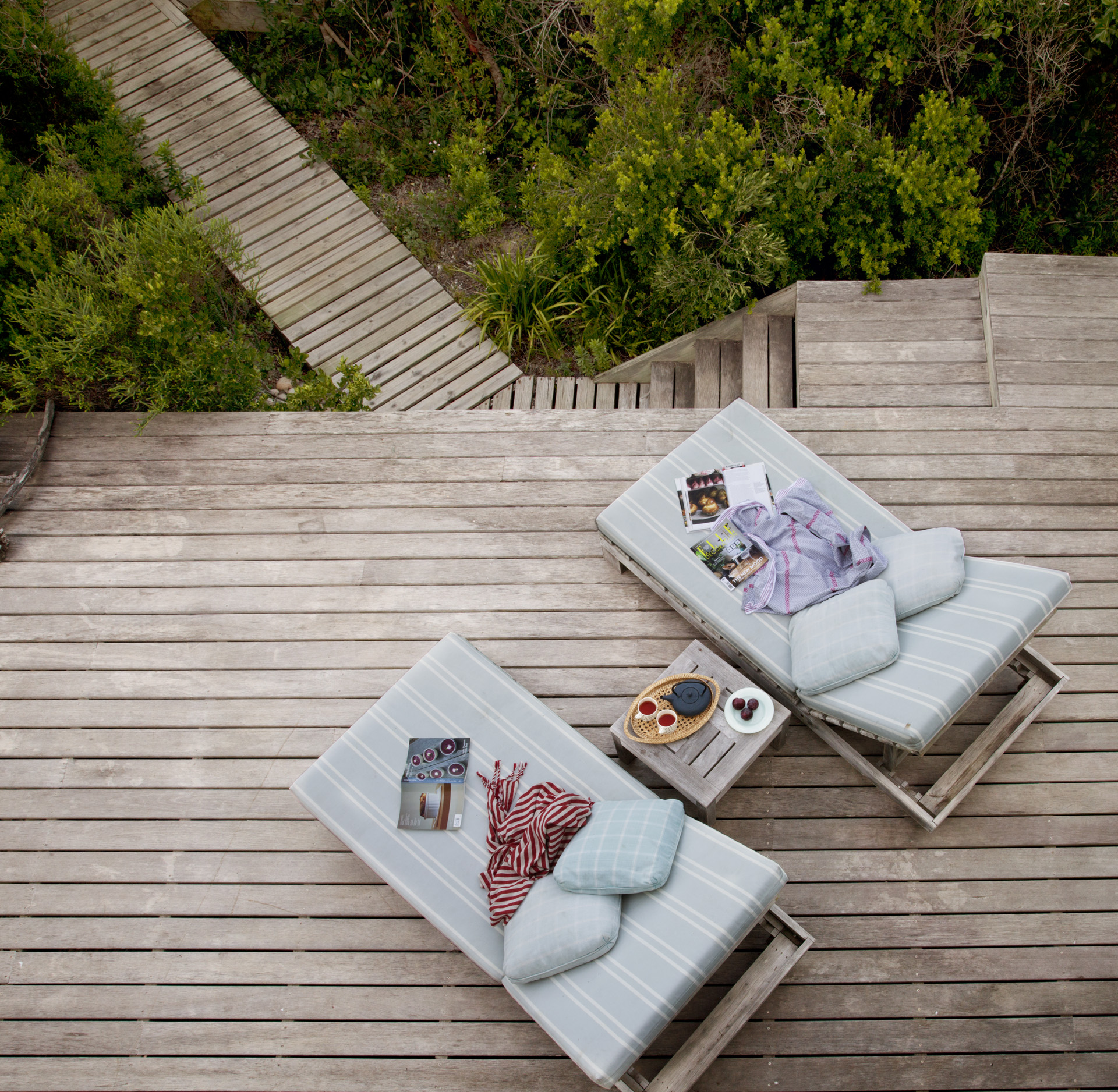 Plett Villas Special Deck