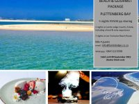 Beach & Gourmet Package