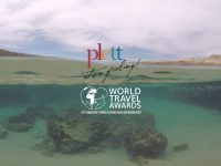 Video: Plett WINS Leading Beach Destination in Africa