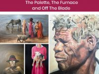 The Palette, The Furnace and Off The Blade