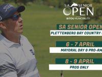 SA Senior Open Golf