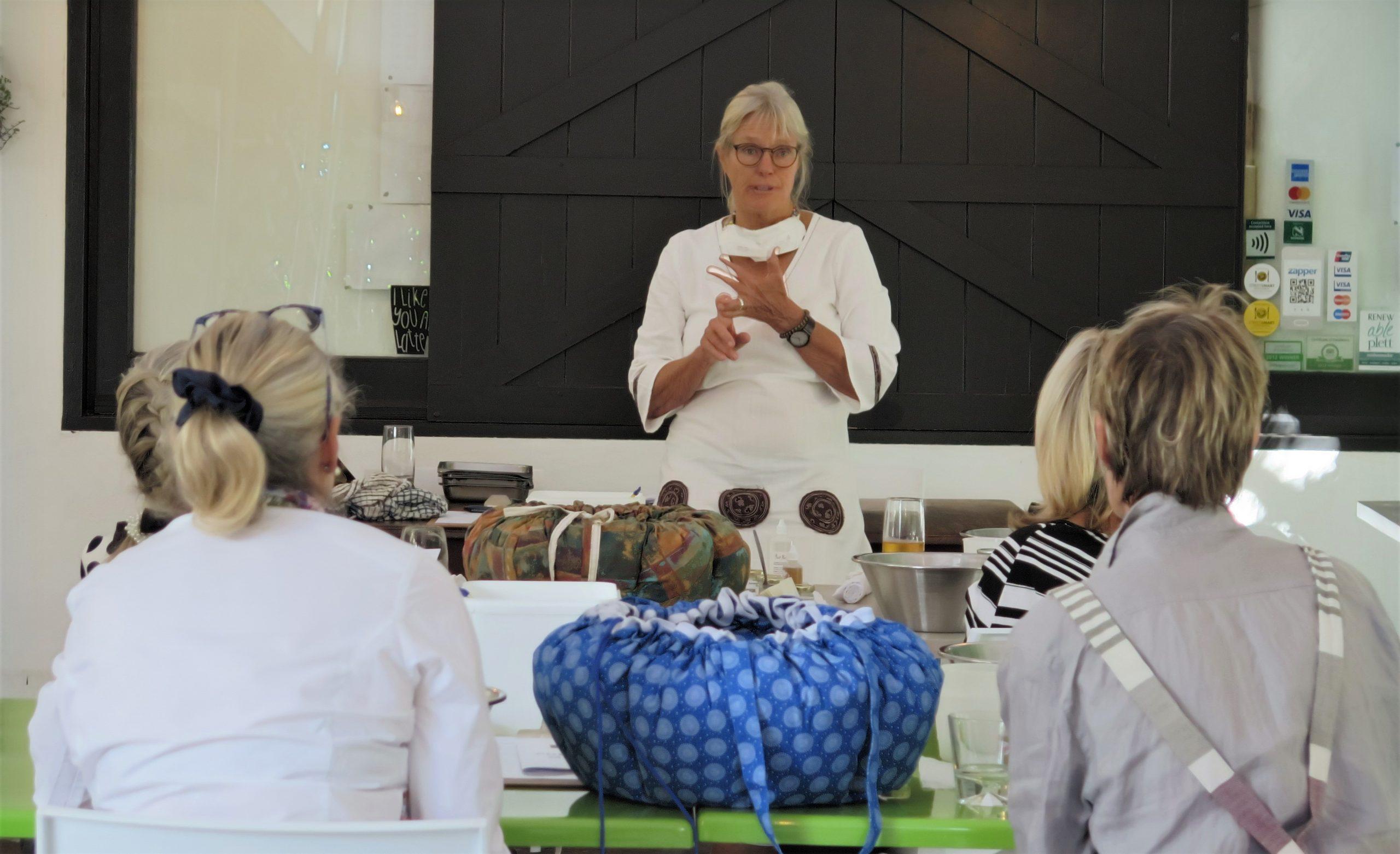 Finest Kind cheesemaking course in Plett