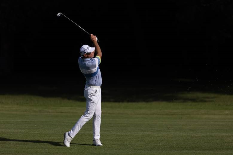 James Kingston on track to defend crown at Plettenberg Bay Country Club for the SA Senior Open