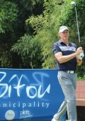 James Kingston takes early lead at SA Senior Open