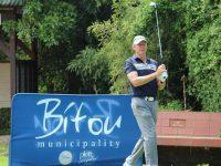 James Kingston takes early lead at SA Senior Open